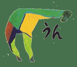 Karushi Masuda Sticker sticker #1200617
