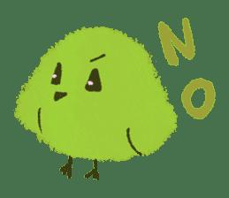 Iro-gami chicks sticker #1201627