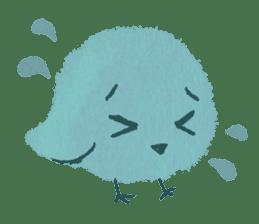 Iro-gami chicks sticker #1201633