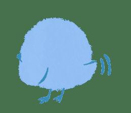 Iro-gami chicks sticker #1201638