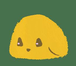 Iro-gami chicks sticker #1201639