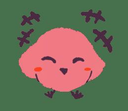 Iro-gami chicks sticker #1201643