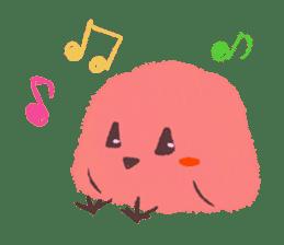 Iro-gami chicks sticker #1201660