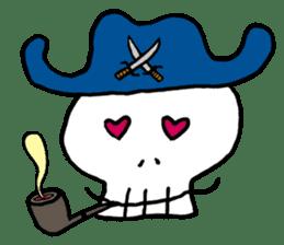 Lovely Skull sticker #1202629