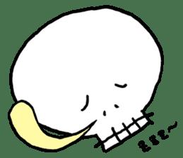 Lovely Skull sticker #1202642