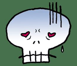Lovely Skull sticker #1202647