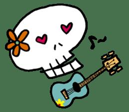 Lovely Skull sticker #1202665