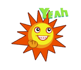 Sun & Moon with Friends sticker #1203707