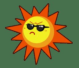 Sun & Moon with Friends sticker #1203708