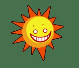 Sun & Moon with Friends sticker #1203712