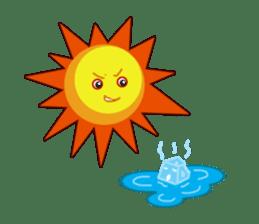 Sun & Moon with Friends sticker #1203713