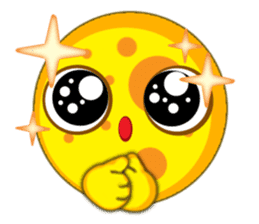 Sun & Moon with Friends sticker #1203725