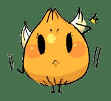 onion girl TAMANE sticker #1205350