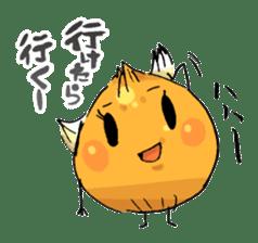 onion girl TAMANE sticker #1205353