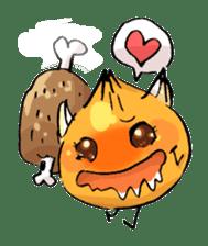 onion girl TAMANE sticker #1205355