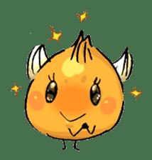 onion girl TAMANE sticker #1205358