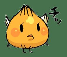 onion girl TAMANE sticker #1205363