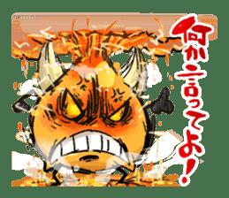 onion girl TAMANE sticker #1205372