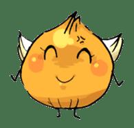 onion girl TAMANE sticker #1205376