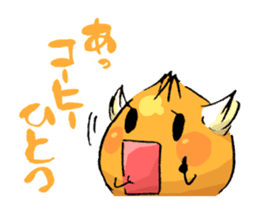 onion girl TAMANE sticker #1205383