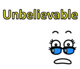 word of the day to day sticker #1205517