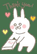 Usatan(rabbit) sticker #1205550