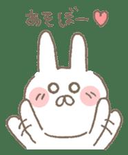 Usatan(rabbit) sticker #1205552