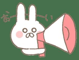 Usatan(rabbit) sticker #1205554