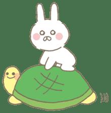 Usatan(rabbit) sticker #1205565