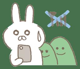 Usatan(rabbit) sticker #1205570