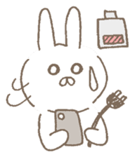 Usatan(rabbit) sticker #1205571