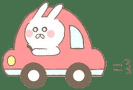 Usatan(rabbit) sticker #1205581