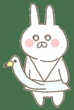 Usatan(rabbit) sticker #1205582