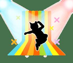 Dance! Dance! CAT! sticker #1205706