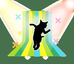 Dance! Dance! CAT! sticker #1205708