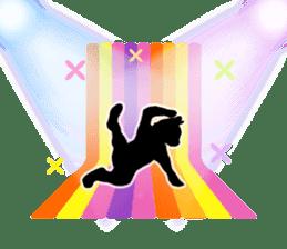 Dance! Dance! CAT! sticker #1205710