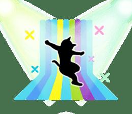 Dance! Dance! CAT! sticker #1205713