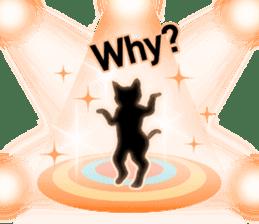 Dance! Dance! CAT! sticker #1205720