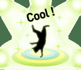 Dance! Dance! CAT! sticker #1205722