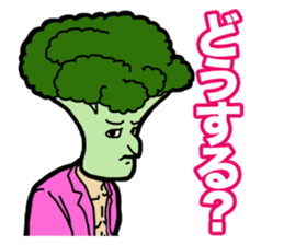 Vegedroids sticker #1206221