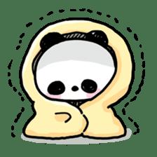 Kawaii Panda sticker #1206652