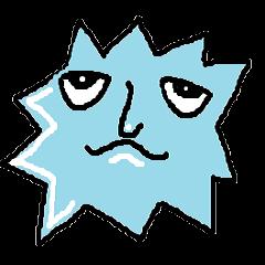 Blue-Virus