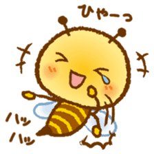 Honey Bee [makky] sticker #1207349