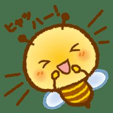 Honey Bee [makky] sticker #1207350