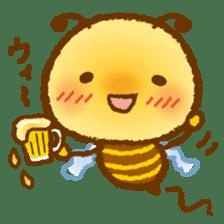 Honey Bee [makky] sticker #1207352