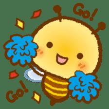 Honey Bee [makky] sticker #1207353