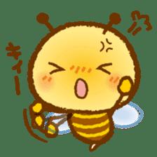 Honey Bee [makky] sticker #1207354