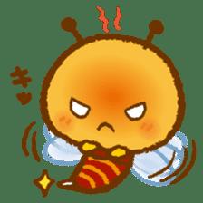 Honey Bee [makky] sticker #1207355