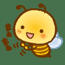 Honey Bee [makky] sticker #1207356