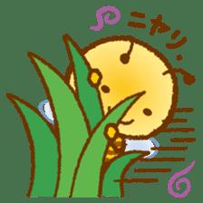 Honey Bee [makky] sticker #1207360